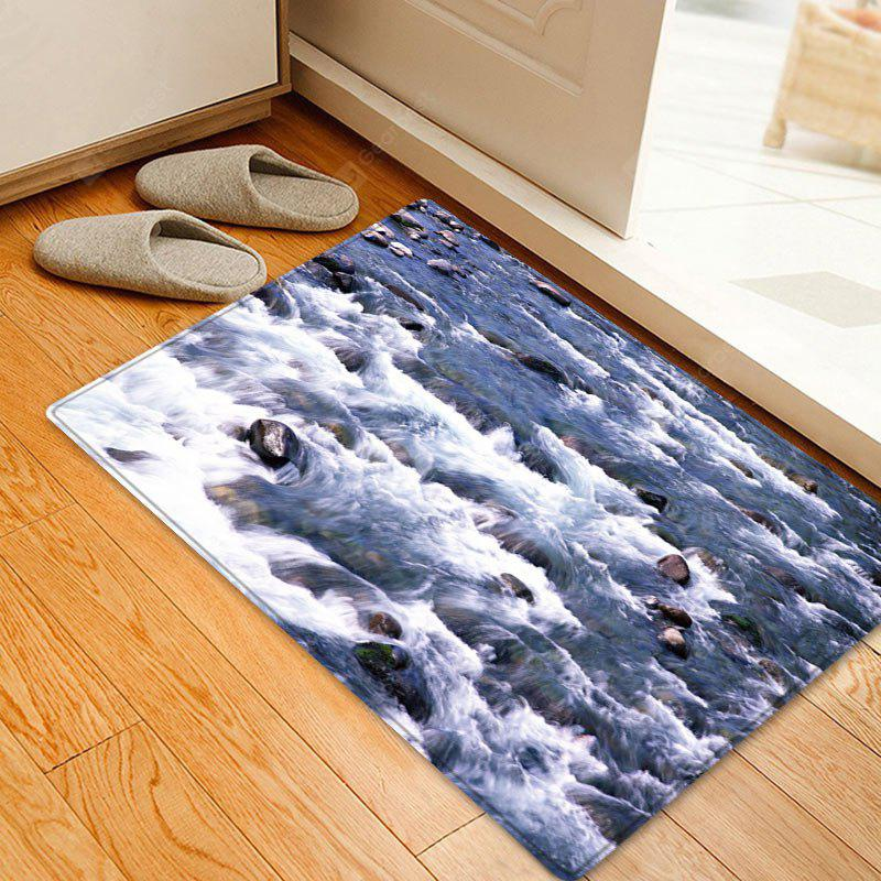 Seascape Pattern Indoor Outdoor Area Rug