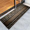 Woodgrain Ropes Pattern Indoor Outdoor Area Rug - TAUPE
