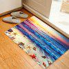 Patinador Sunset Sunset Indoor Outdoor Rug - COR MISTURA