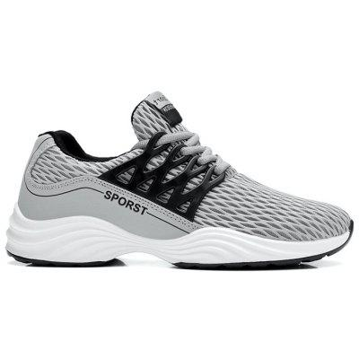 Breathable Mesh Style Outdoor Sneaker