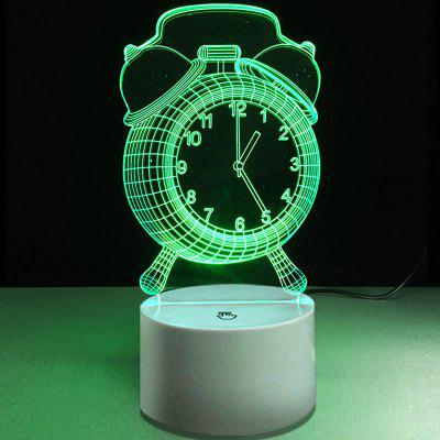 Colori che cambiano Bell Pattern LED Night Light