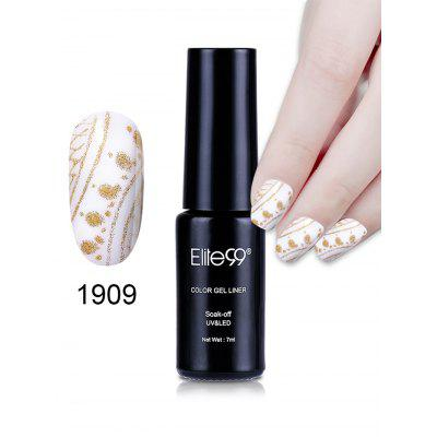 7ML Color Gel Soak Off Nail Art Gel Polish