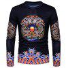 Buy BLACK, Apparel, Men's Clothing, Men's T-shirts, Men's Long Sleeves Tees for $25.15 in GearBest store
