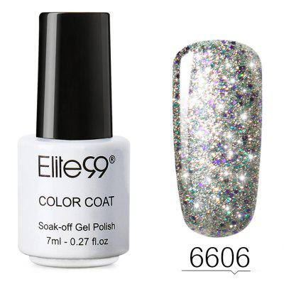 7ML Glitter Colors Soak Off Nail Art Nail Polish