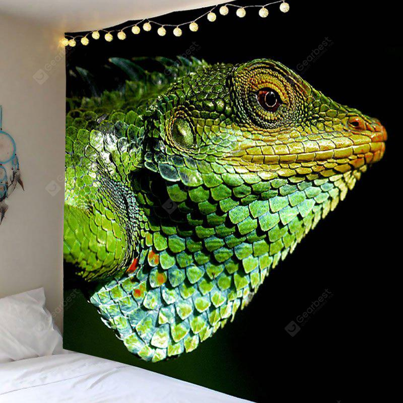 Chameleon Print Tapestry Wall Hanging Art Decoration