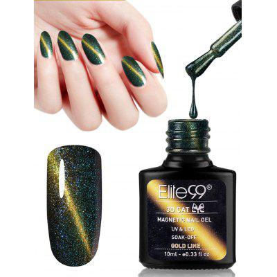 10ml 3d Magnetic Gel Cat Eye Soak Off Uv Gel Nail Art Nail Polish