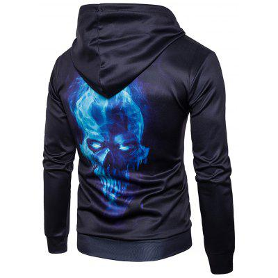 Skull 3D Print Pullover HoodieMens Hoodies &amp; Sweatshirts<br>Skull 3D Print Pullover Hoodie<br><br>Clothes Type: Hoodie<br>Material: Polyester<br>Occasion: Sports, Going Out, Daily Use, Club, Casual<br>Package Contents: 1 x Hoodie<br>Patterns: Print,Skulls<br>Shirt Length: Regular<br>Sleeve Length: Full<br>Style: Fashion<br>Thickness: Regular<br>Weight: 0.5300kg