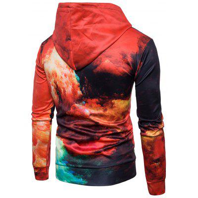 Flame 3D Print Pullover HoodieMens Hoodies &amp; Sweatshirts<br>Flame 3D Print Pullover Hoodie<br><br>Clothes Type: Hoodie<br>Material: Polyester<br>Occasion: Sports, Going Out, Daily Use, Club, Casual<br>Package Contents: 1 x Hoodie<br>Patterns: Print<br>Shirt Length: Long<br>Sleeve Length: Full<br>Style: Fashion<br>Thickness: Regular<br>Weight: 0.5300kg