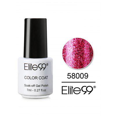 7ML Diamond Glitter Soak Off Nail Decoration Gel Nail Polish