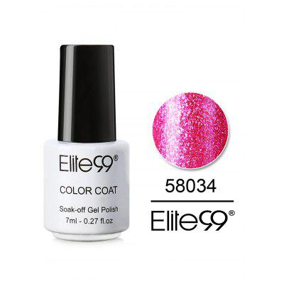 7ML Diamond Glitter Soak Off Nail Art Gel Nail Polish