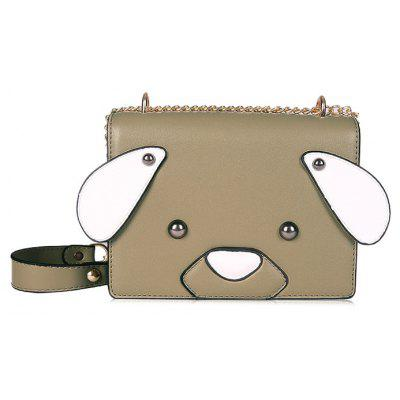 Cartoon Ear Studs Crossbody Bag
