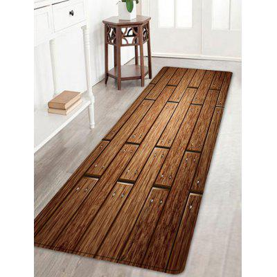 Board Pattern Indoor Outdoor Area Rug