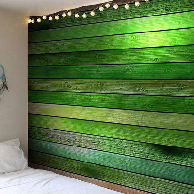 Colorful Wood Grain Printed Wall Decor Tapestry
