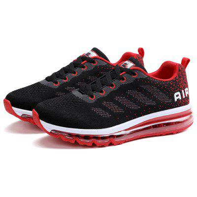 Lightweight Air Cushion Sport ShoesAthletic Shoes<br>Lightweight Air Cushion Sport Shoes<br><br>Closure Type: Lace-Up<br>Feature: Breathable<br>Gender: For Men<br>Outsole Material: Rubber<br>Package Contents: 1 x Shoes (pair)<br>Pattern Type: Patchwork<br>Season: Spring/Fall<br>Shoe Width: Medium(B/M)<br>Upper Material: Mesh<br>Weight: 1.1400kg
