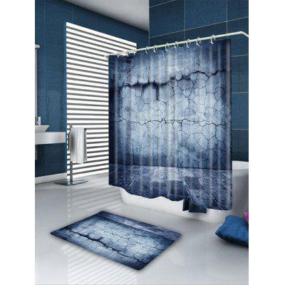 Broken Wall Printed Bath Decor Shower CurtainShower Curtain<br>Broken Wall Printed Bath Decor Shower Curtain<br><br>Materials: Polyester<br>Number of Hook Holes: W59 inch * L71 inch:10, W71 inch * L71 inch:12, W71 inch * L79 inch:12<br>Package Contents: 1 x Shower Curtain 1 x Hooks (Set)<br>Pattern: Wall<br>Products Type: Shower Curtains<br>Style: Natural