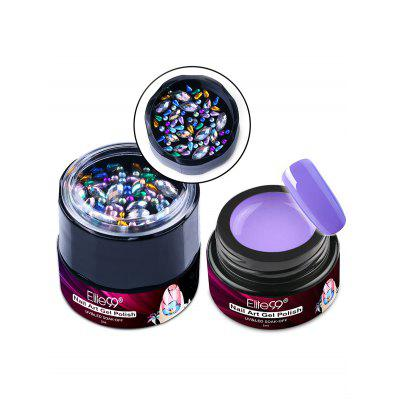 5ML Multifunctional Nail Art Painting Gel Polish with Diamond