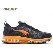 ONEMIX Affordable Air Cushion Lace Up Running Shoes