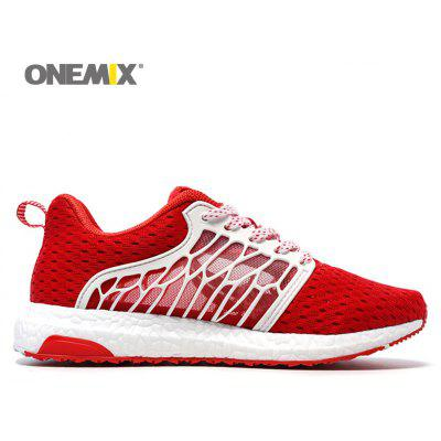 ONEMIX Mesh Hollow Out Athletic Shoes