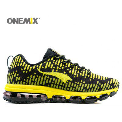 ONEMIX Air Cushion Lace Up Running Shoes