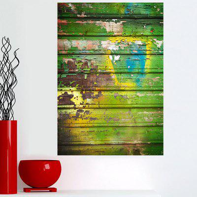 Spray Paint Board Canvas Painting