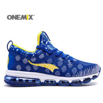 ONEMIX Air Cushion Patchwork Athletic Shoes