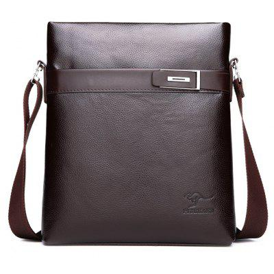 PU Leder Bussiness Messenger Bag