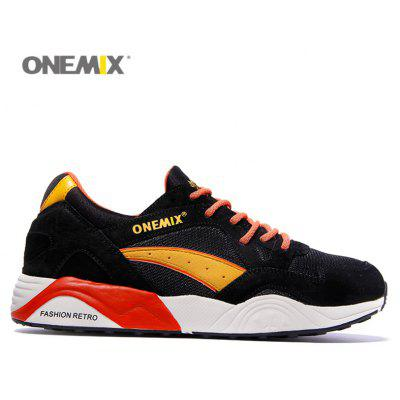ONEMIX Durable Patchwork Outdoor Sportschuhe