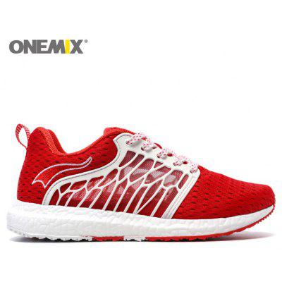 ONEMIX Breathable Mesh Lightweight Outdoor Running Shoes