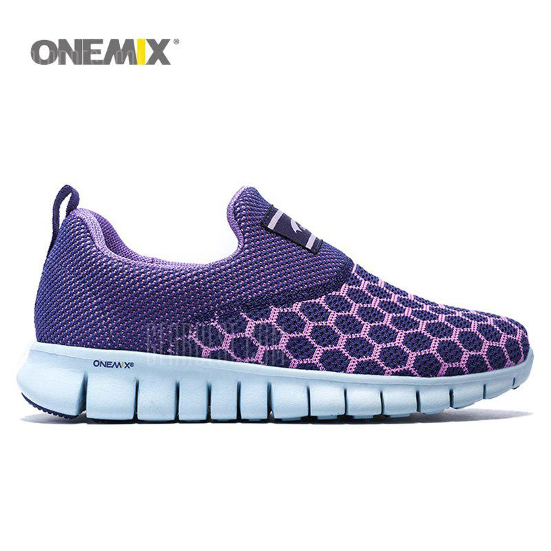 ONEMIX Lightweight Breath Casual Sneakers