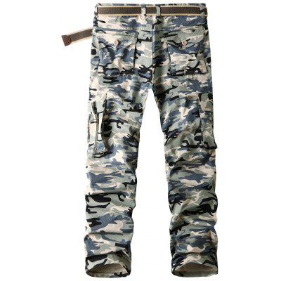 Buttton Pockets Straight Leg Camo Cargo PantsMens Pants<br>Buttton Pockets Straight Leg Camo Cargo Pants<br><br>Closure Type: Zipper Fly<br>Fit Type: Regular<br>Front Style: Pleated<br>Material: Cotton Blends<br>Package Contents: 1 x Pants<br>Pant Length: Long Pants<br>Pant Style: Straight<br>Style: Casual<br>Waist Type: Mid<br>Weight: 0.7100kg<br>With Belt: No