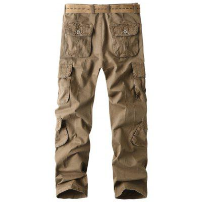 Multi Flap Pockets Straight Cargo PantsMens Pants<br>Multi Flap Pockets Straight Cargo Pants<br><br>Closure Type: Zipper Fly<br>Fit Type: Regular<br>Front Style: Pleated<br>Material: Cotton Blends<br>Package Contents: 1 x Pants<br>Pant Length: Long Pants<br>Pant Style: Straight<br>Style: Casual<br>Waist Type: Mid<br>Weight: 0.7600kg<br>With Belt: No