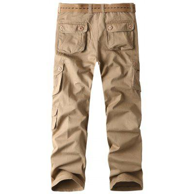 Straight Leg Button Pockets Cargo PantsMens Pants<br>Straight Leg Button Pockets Cargo Pants<br><br>Closure Type: Zipper Fly<br>Fit Type: Regular<br>Front Style: Pleated<br>Material: Cotton Blends<br>Package Contents: 1 x Pants<br>Pant Length: Long Pants<br>Pant Style: Straight<br>Style: Casual<br>Waist Type: Mid<br>Weight: 0.6500kg<br>With Belt: No
