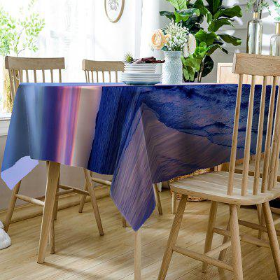 Beach Scenery Print Waterproof Table ClothTable Accessories<br>Beach Scenery Print Waterproof Table Cloth<br><br>Material: Polyester<br>Package Contents: 1 x Table Cloth<br>Pattern Type: Print<br>Type: Table Cloth<br>Weight: 0.4050kg