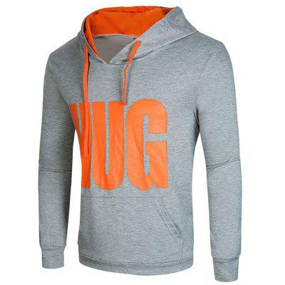 Graphic Print Hooded Pullover HoodieMens Hoodies &amp; Sweatshirts<br>Graphic Print Hooded Pullover Hoodie<br><br>Clothes Type: Hoodie<br>Material: Cotton, Polyester<br>Occasion: Sports, Going Out, Daily Use, Casual<br>Package Contents: 1 x Hoodie<br>Patterns: Letter<br>Shirt Length: Regular<br>Sleeve Length: Full<br>Style: Fashion<br>Thickness: Regular<br>Weight: 0.4000kg
