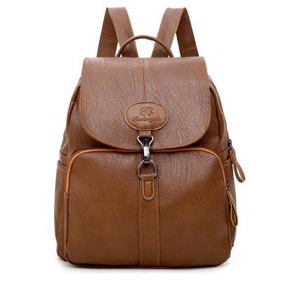 Casual Travel Backpack with Handle