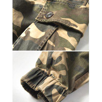 Flap Pokets Camo Jogger Cargo PantsMens Pants<br>Flap Pokets Camo Jogger Cargo Pants<br><br>Closure Type: Zipper Fly<br>Fit Type: Regular<br>Front Style: Pleated<br>Material: Cotton Blends<br>Package Contents: 1 x Pants<br>Pant Length: Long Pants<br>Pant Style: Jogger Pants<br>Style: Casual<br>Waist Type: Mid<br>Weight: 0.7500kg<br>With Belt: No