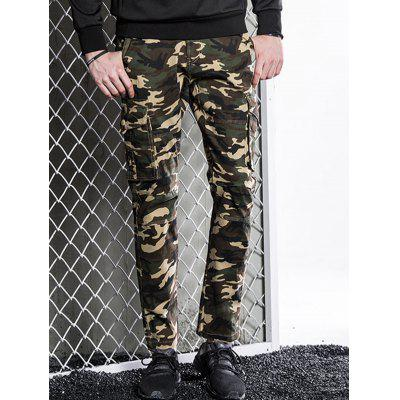 Snap Button Pockets Camo Cargo PantsMens Pants<br>Snap Button Pockets Camo Cargo Pants<br><br>Closure Type: Zipper Fly<br>Fit Type: Regular<br>Front Style: Pleated<br>Material: Cotton Blends<br>Package Contents: 1 x Pants<br>Pant Length: Long Pants<br>Pant Style: Cargo Pants<br>Style: Casual<br>Waist Type: Mid<br>Weight: 0.7000kg<br>With Belt: No