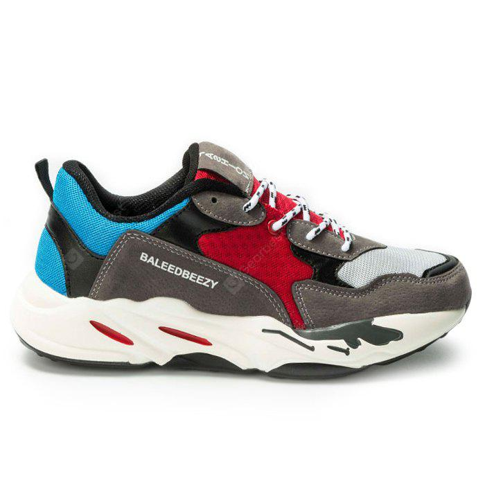 Colorblocked Comfort Running Shoes