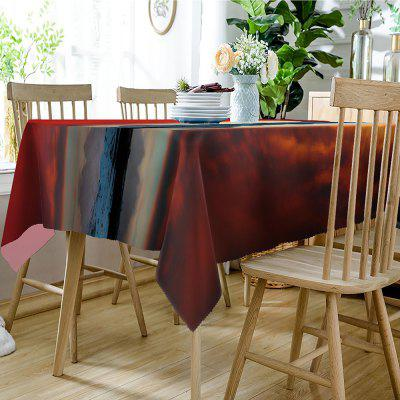 Sunset Mountain Print Fabric Waterproof Table ClothTable Accessories<br>Sunset Mountain Print Fabric Waterproof Table Cloth<br><br>Material: Polyester<br>Package Contents: 1 x Table Cloth<br>Pattern Type: Scenery<br>Type: Table Cloth<br>Weight: 0.2300kg