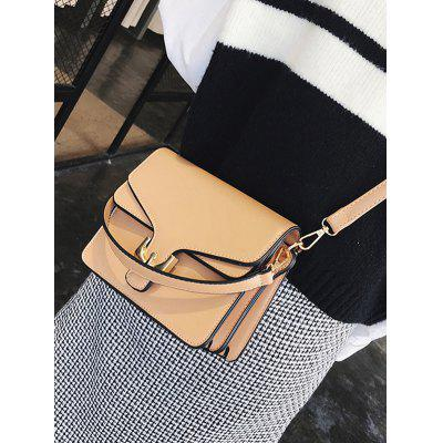 Sewing Flap Crossbody Bag with HandleCrossbody Bags<br>Sewing Flap Crossbody Bag with Handle<br><br>Closure Type: Cover<br>Gender: For Women<br>Handbag Size: Small(20-30cm)<br>Handbag Type: Crossbody bag<br>Main Material: PU<br>Occasion: Versatile<br>Package Contents: 1 x Crossbody Bag<br>Pattern Type: Solid<br>Size(CM)(L*W*H): 20*10*15CM<br>Style: Fashion<br>Weight: 0.7200kg