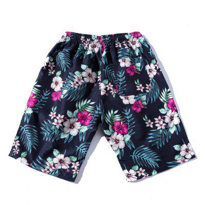 Florals Pattern Board ShortsMens Shorts<br>Florals Pattern Board Shorts<br><br>Closure Type: Drawstring<br>Fit Type: Regular<br>Front Style: Flat<br>Length: Bermuda<br>Material: Cotton, Polyester<br>Package Contents: 1 x Board Shorts<br>Pattern Type: Leaf, Flower<br>Style: Fashion<br>Waist Type: Mid<br>Weight: 0.2200kg<br>With Belt: No