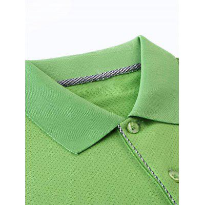 Classic Short Sleeve Polo ShirtMens Short Sleeve Tees<br>Classic Short Sleeve Polo Shirt<br><br>Collar: Polo Collar<br>Material: Polyester<br>Package Contents: 1 x Polo Shirt<br>Pattern Type: Solid<br>Season: Summer<br>Sleeve Length: Short<br>Style: Casual<br>Weight: 0.3100kg