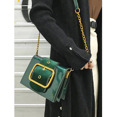 Pattern Leather Glazed Crossbody BagCrossbody Bags<br>Pattern Leather Glazed Crossbody Bag<br><br>Closure Type: Magnetic Closure<br>Gender: For Women<br>Handbag Size: Small(20-30cm)<br>Handbag Type: Crossbody bag<br>Main Material: Patent Leather<br>Occasion: Versatile<br>Package Contents: 1 x Crossbody Bag<br>Pattern Type: Solid<br>Size(CM)(L*W*H): 24*6*12CM<br>Style: Fashion<br>Weight: 0.6000kg