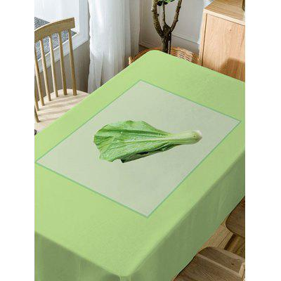 Vegetables Pattern Fabric Waterproof Table ClothTable Accessories<br>Vegetables Pattern Fabric Waterproof Table Cloth<br><br>Material: Polyester<br>Package Contents: 1 x Table Cloth<br>Pattern Type: Food<br>Type: Table Cloth<br>Weight: 0.5900kg
