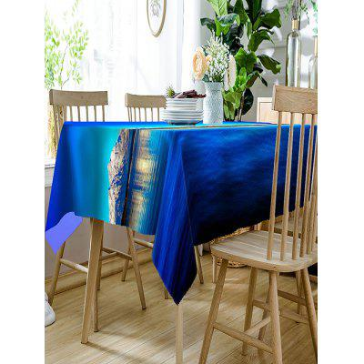 Natural Scenery Printed Waterproof Table ClothTable Accessories<br>Natural Scenery Printed Waterproof Table Cloth<br><br>Material: Polyester<br>Package Contents: 1 x Table Cloth<br>Pattern Type: Scenery<br>Type: Table Cloth<br>Weight: 0.3150kg