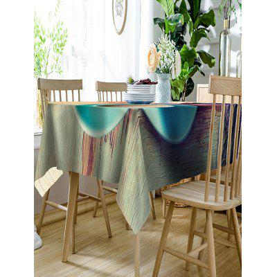 Coffee and Lavender on Wood Print Table ClothTable Accessories<br>Coffee and Lavender on Wood Print Table Cloth<br><br>Material: Polyester<br>Package Contents: 1 x Table Cloth<br>Pattern Type: Floral, Print<br>Type: Table Cloth<br>Weight: 0.3150kg
