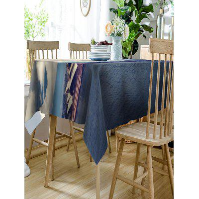 Cloudy Sky Sydney Print Waterproof Table ClothTable Accessories<br>Cloudy Sky Sydney Print Waterproof Table Cloth<br><br>Material: Polyester<br>Package Contents: 1 x Table Cloth<br>Pattern Type: Print<br>Type: Table Cloth<br>Weight: 0.2300kg