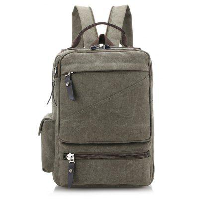 Canvas Travelling Backpack