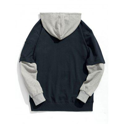 Mens Pouch Pocket HoodieMens Hoodies &amp; Sweatshirts<br>Mens Pouch Pocket Hoodie<br><br>Material: Cotton<br>Package Contents: 1 x Hoodie<br>Pattern Type: Camo, Patchwork<br>Shirt Length: Regular<br>Sleeve Length: Full<br>Style: Fashion<br>Weight: 0.6700kg