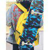 Casual School Backpack for Skateboard - YELLOW